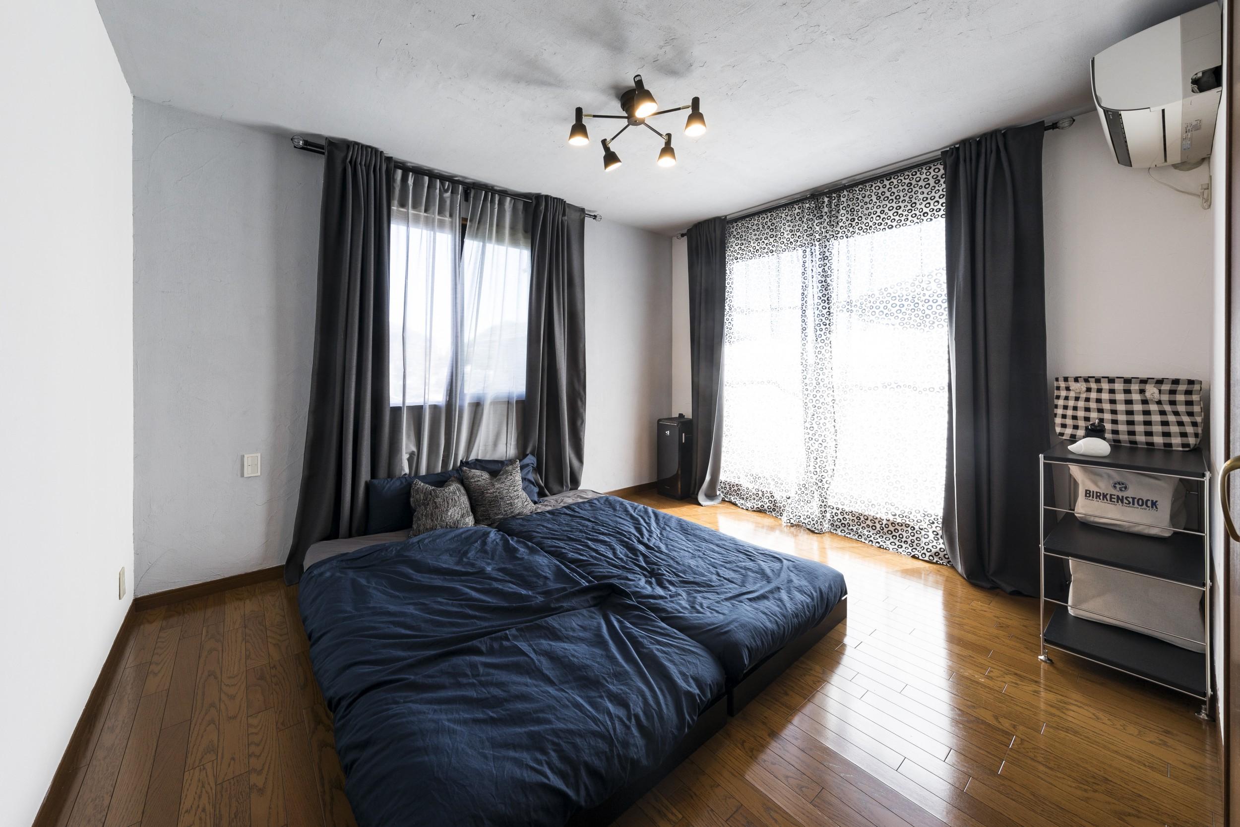 岐阜市A様邸のリノベーション事例の主寝室