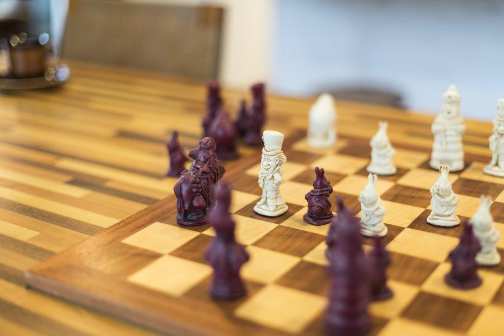 名古屋市H様邸リノベーション事例のチェス