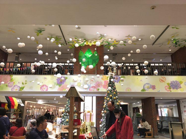 岐阜市アクティブGのクリスマスマーケット2
