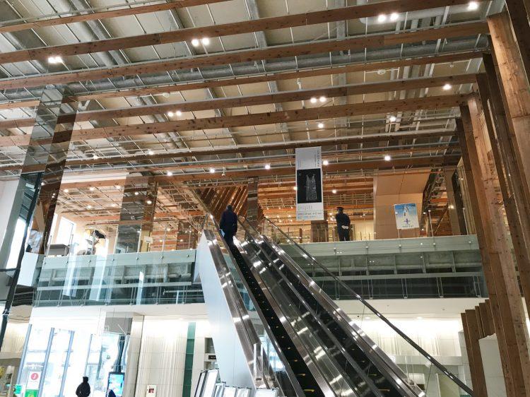 富山県ガラス美術館