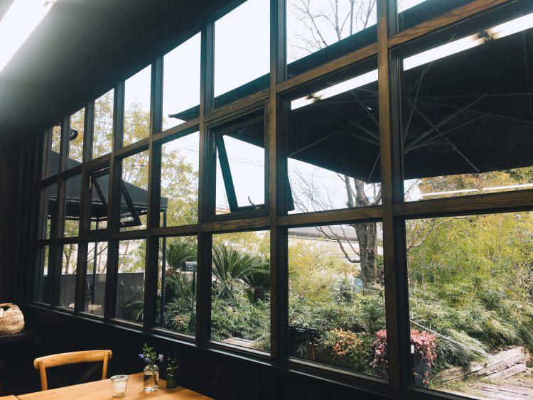 揖斐郡大野町のカフェゆららの窓
