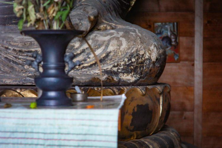 岐阜市にある真長寺さんの日本一の大きさを誇る木造釈迦如来坐像