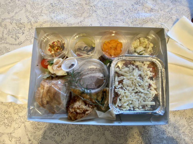 池田町にあるアジア料理屋のネシアンが出すアペリティフBOXの中身