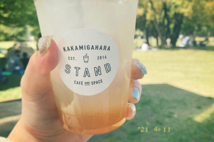 各務原にあるKAKAMIGAHARA STANDの飲み物
