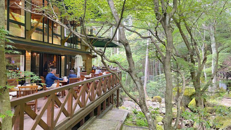 岐阜県瑞浪市にある自然に囲まれたカフェ・ryo-an(りょうあん)