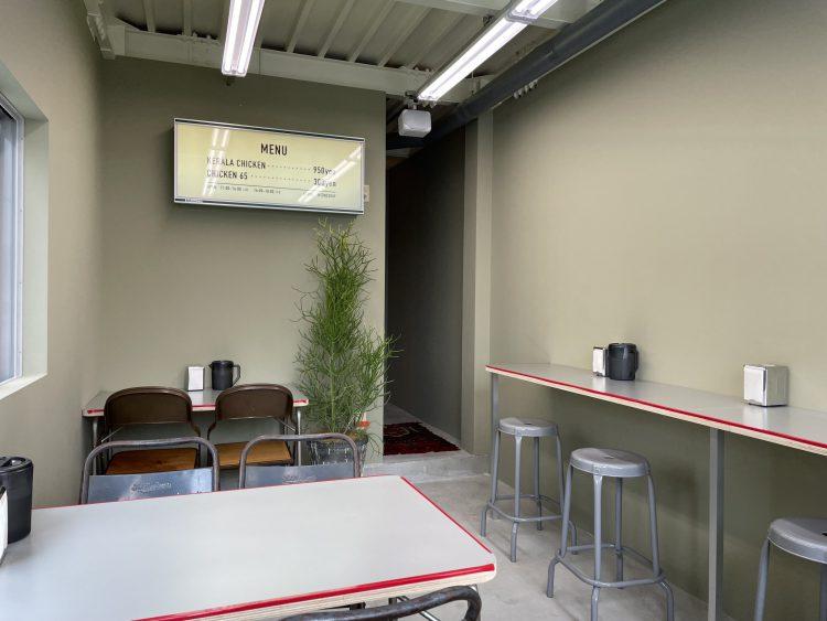 岐阜市のメディアコスモスそばのブリッツコーヒーの2号店2