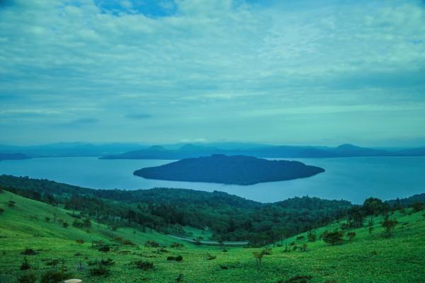 北海道屈斜路湖